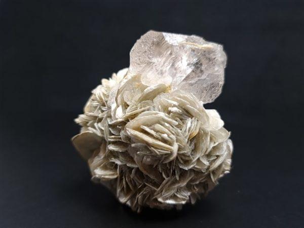 Spécimen fluorite et muscovite pakistan